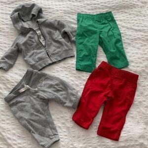 Carter's hoodies with pants